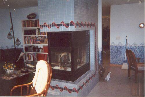 Ceramic Gas Fireplace Surround Archive Ceramic Tile Advice