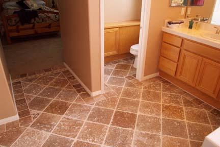 Newbie Installing 24 X 24 Tiles Diagonally Ceramic Tile