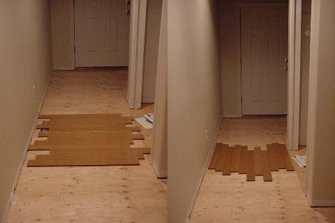 Direction To Install Hardwood Floors