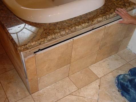 Tub Decks And Access Panels Page 2 Ceramic Tile Advice Forums John Bridge Ceramic Tile