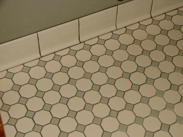 Octagon Dot Tile Tile Design Ideas
