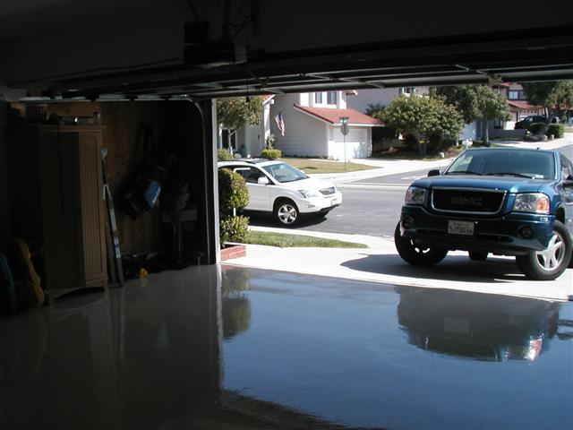 Shinny Garage Floor Ceramic Tile Advice Forums John Bridge