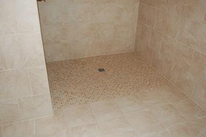 Roll In Shower Ceramic Tile Advice Forums John Bridge