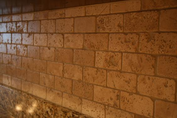 travertine backsplash ceramic tile advice forums john