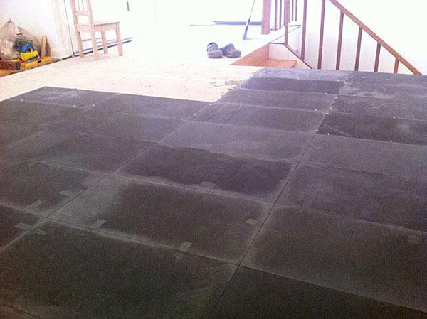 Basalt Floor Tile Installation Problem Ceramic Tile Advice Forums