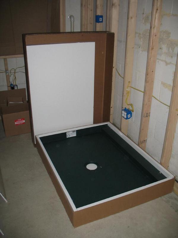 Kbrs Tileable Shower Base Ceramic Tile Advice Forums John Bridge