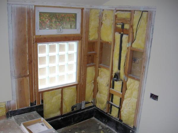 Gl Block Shower Window Ceramic Tile Advice Forums John Bridge