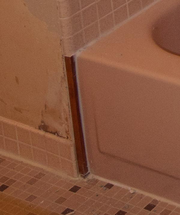 Tub Corner Transition Ceramic Tile Advice Forums John Bridge