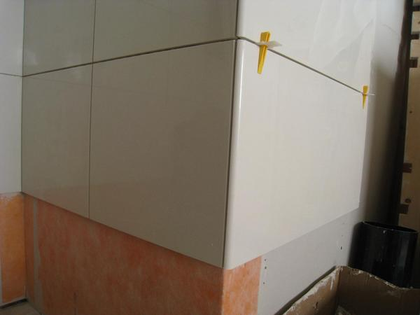 Attractive Outside Corners - Mitered, Bullnose, etc - Ceramic Tile Advice  BP15