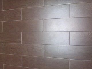 staggering wood wall tile. Attached Images Wood look ceramic tile installation  Ceramic Tile Advice Forums