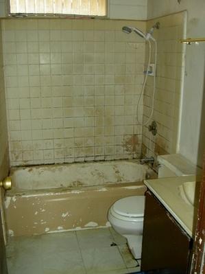 Daves Small Bath Remodel Ceramic Tile Advice Forums John Bridge - 5x7 bathroom remodel