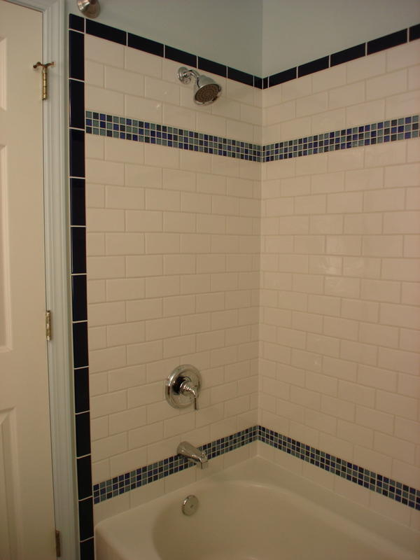 Grout Color With White Subway Tile Advice Ceramic