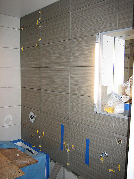 Trevor S 5x8 Bath Remodel Page 3 Ceramic Tile Advice