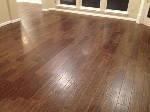 Wood look plank tiles ceramic tile advice forums john bridge ceramic tile Ceramic tile that looks like wood flooring
