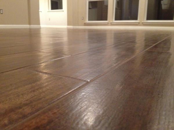 Attached Images - Wood-look Plank Tiles - Ceramic Tile Advice Forums - John Bridge