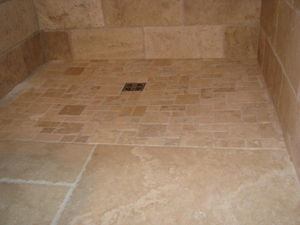 Curbless Shower Questions Ceramic Tile Advice Forums