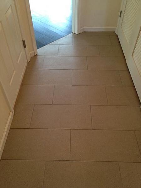 Tile Lippage Pics Ceramic Tile Advice Forums John