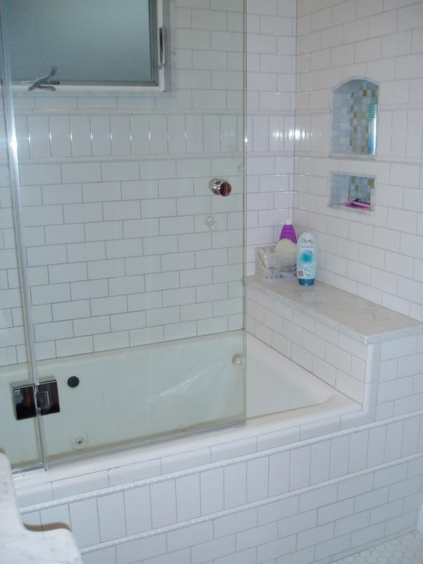 Jack and Jill Bath Remodel - Ceramic Tile Advice Forums - John ...