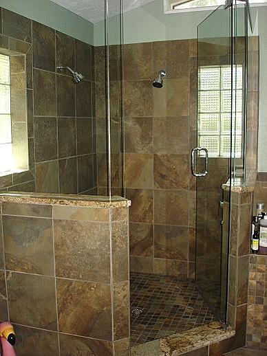 Slate Tile In A Shower Ceramic Advice Forums John