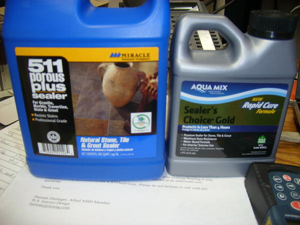 Aqua mix SC gold VS Miracle 511 - Ceramic Tile Advice Forums