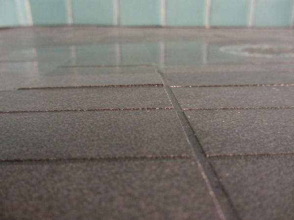 1x3 ceramic shower floor tiles uneven - Ceramic Tile Advice Forums ...