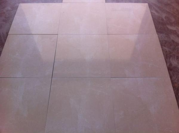 Anybody installed Porcelanosa Marmol Nilo Marfil? - Ceramic