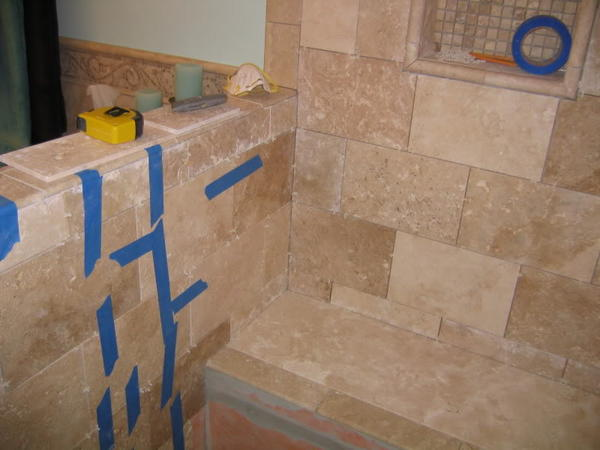 how to cut ceramic tile in place