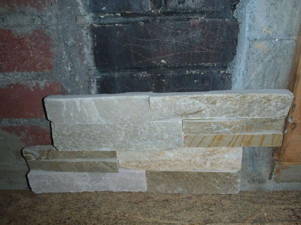 Quartz Ledgestone Install Ceramic Tile Advice Forums