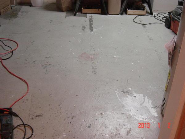 Tile Over Painted Concrete Floor? - Ceramic Tile Advice Forums ...