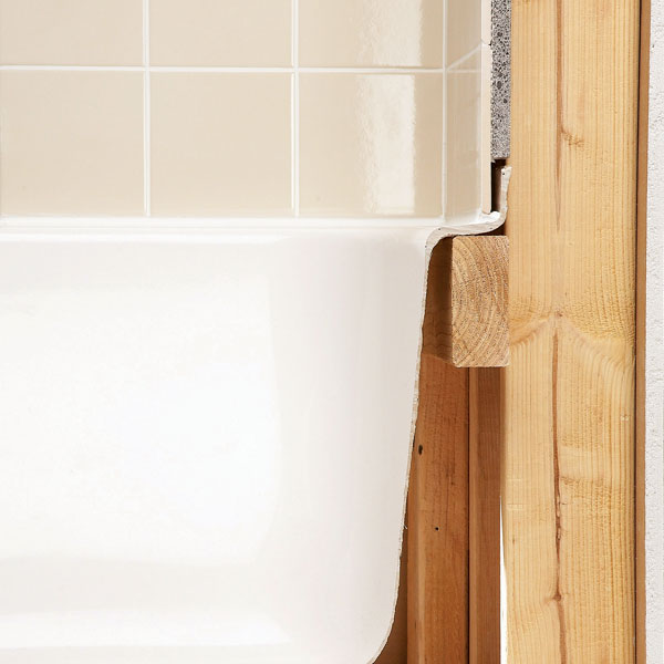 Correct Installation Of Cbu And Bathtub Ceramic Tile