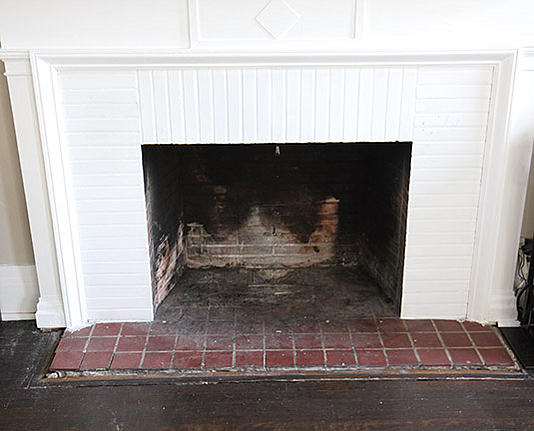 Tiling Over Existing Tile In My, Can You Tile Over A Fireplace Surround