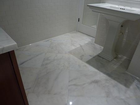Epoxy And White Carrera Ceramic Tile Advice Forums