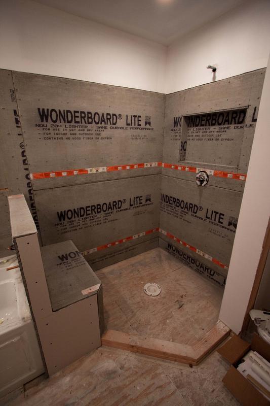 Wonderboard Lite Question Ceramic Tile Advice Forums John Bridge - Da lite tile