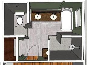 Doorless Shower Dimensions