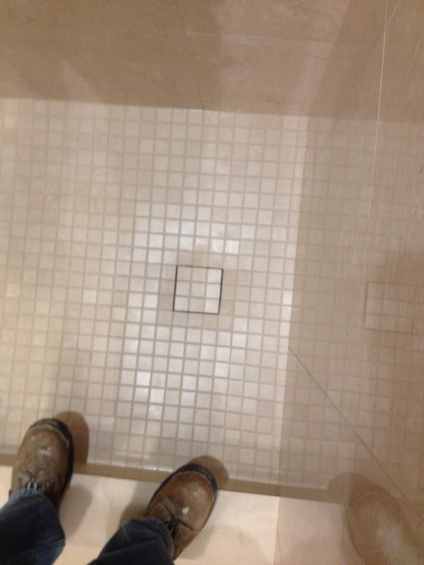 Pictures Of Schluter 4 Quot Tile In Drain Ceramic Tile