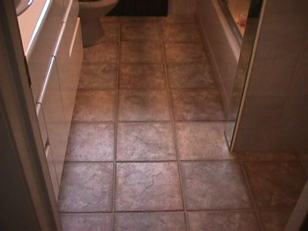 how to use leave in tile spacers