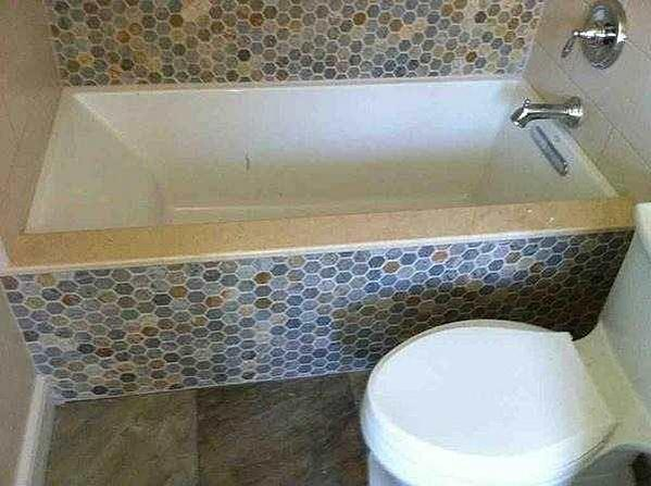 Under Mount Tub With Shower Questions Ceramic Tile