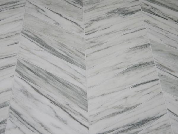 chevron tile pattern - ceramic tile advice forums - john bridge