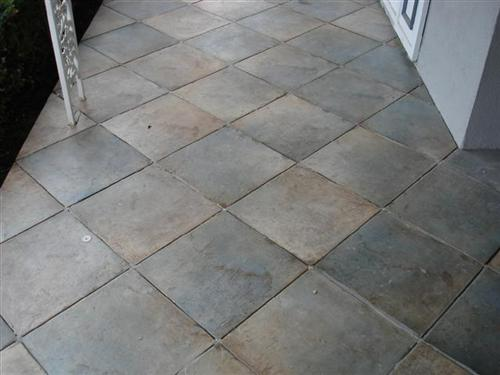 Straight or Diagonal tile setting - Ceramic Tile Advice Forums ...