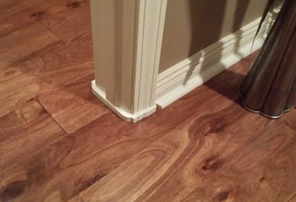Overcut Door Jambs Ceramic Tile Advice Forums John