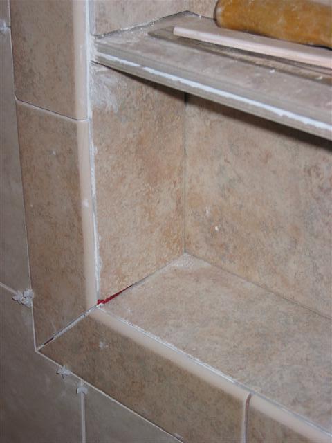 Tiling Tub Surround W O Quarter Round Or Bullnose