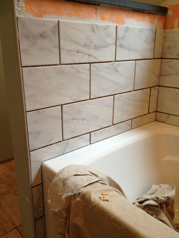 Jim C Kids Tub Shower Reno Ceramic Tile Advice Forums