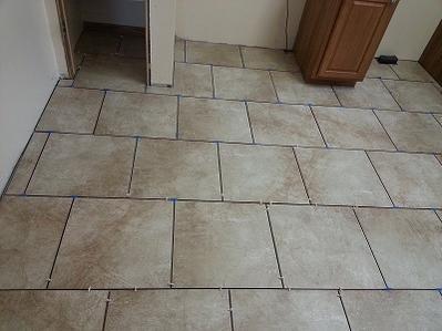 Kitchen Flooring Upgrade Question Ceramic Tile Advice