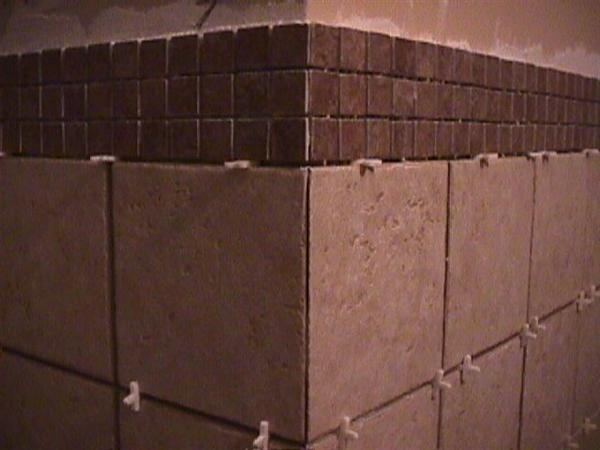 Problems With Outside Corner Ceramic Tile Advice Forums
