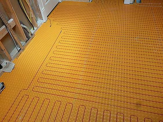 Ditra- Heat-e Membrane - Page 11 - Ceramic Tile Advice Forums