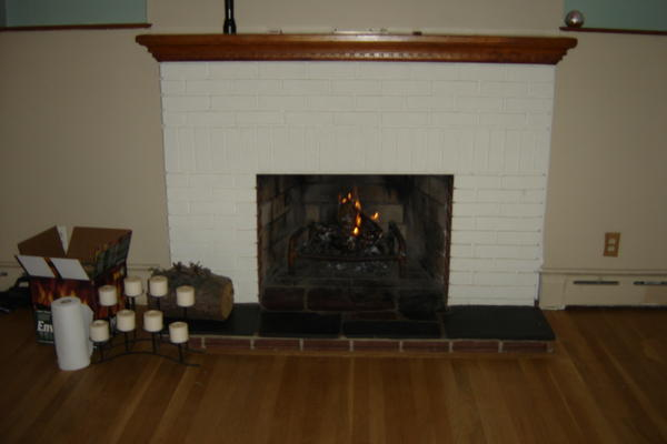 Tiling Over Brick And Slate Fireplace, Can You Tile Over A Slate Fireplace Surround
