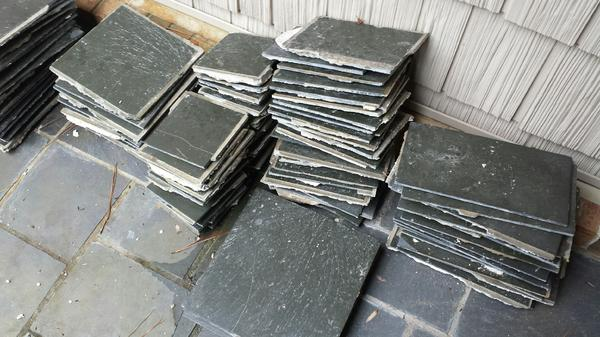 Possible To Remove Old Mortar From Slate For Reuse Ceramic Tile