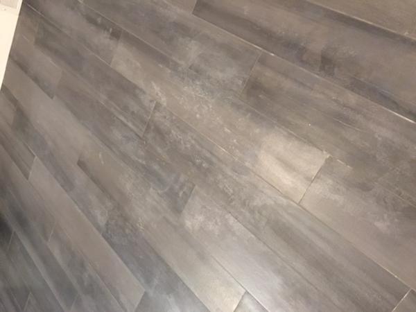 Matte finish grout haze - Ceramic Tile Advice Forums - John