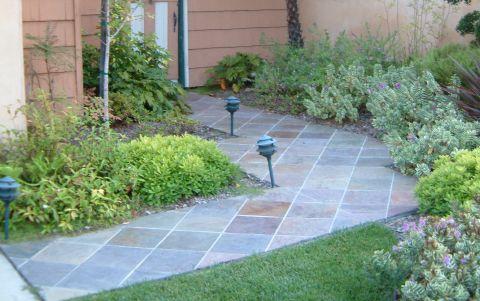 Slate v/s Slate Tile for outdoor walkway - Ceramic Tile Advice ...