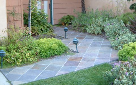 Slate V S Tile For Outdoor Walkway Ceramic Advice Forums John Bridge